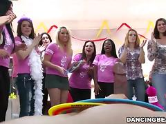 Dancing Bear Bachelorette Party porn tube video