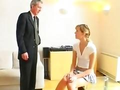 Taboo, Amateur, Punishment, Spanking, Teen, Old and Young