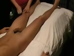 Handjob in Massage parlor (II)