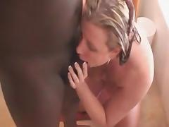 black chick having sex