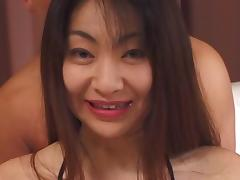 Dreamy girl from Asia enjoys having sex in various positions porn tube video