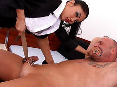Kim Xxx in The Dominatrix Queen - MagmaFilm porn tube video