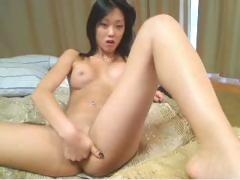 Cute Teen Solo Masturbation
