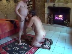 Mature Whore serving a junior guest Part 2 tube porn video