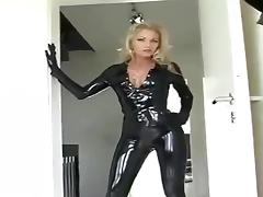 Black, Black, Blonde, Boots, Ebony, Fetish