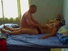 Incredible Homemade clip with massage scenes