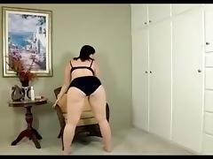 Big Butt some masturbation porn tube video
