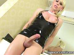 Joanna Jet She-Milf Solo - TransErotica porn tube video