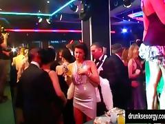Pornstars take cocks at casino party