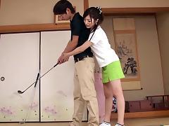 Hottest Japanese model Kaori Aikawa in Amazing JAV censored Fetish, MILFs scene