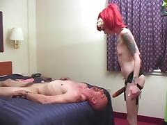 Strapon redhead 4