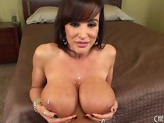 Lisa Ann is a cougar that needs that hard cock to get off porn tube video