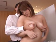 Beauty, Asian, Beauty, Big Tits, Blowjob, Couple