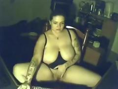 A gorgeous woman pleasures herself. No sound. porn tube video
