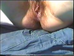Licking hairy pussy outdoor porn tube video