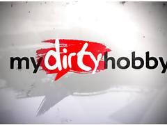 My Dirty Hobby - Mary fickt im Badezimmer