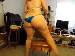 Big Butt Bikini porn tube video