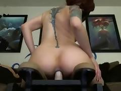 Emo With Fuck Toy porn tube video