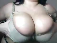 huge boobs webcam