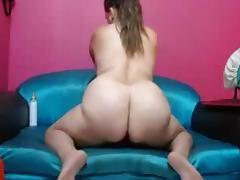 Gorgeous bbw porn tube video