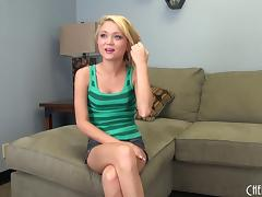 Dakota is the prettiest model ever and really likes to go naughty porn tube video