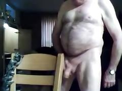 grandpa stroke and play on cam 1 porn tube video