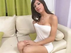 Titty Shemale And A Horny Guy porn tube video