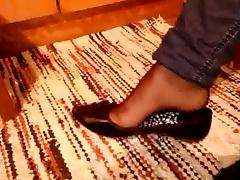 nylon socks love 8