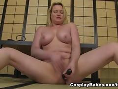 Amber West in Kill Bill - The Bride - CosplayBabes tube porn video