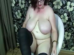 Granny Big Tits, Amateur, BBW, Big Tits, Boobs, Mature