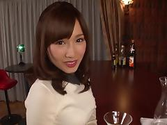 Minami's hairy snatch surely deserves a good dicking process porn tube video
