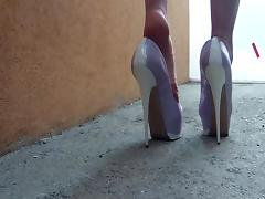 Extreme, Boots, Extreme, Feet, Femdom, Heels