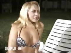 Balcony, Foursome, Group, Orgy, Shemale, 4some
