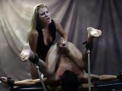 Mistress Ashley Edmonds Milks her Sex Slave for a Self Facial - MeanHandJobs porn tube video