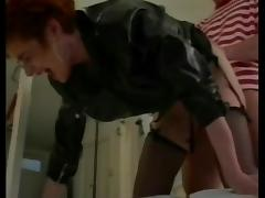 Mother, Anal, French, Mature, Old, Mother