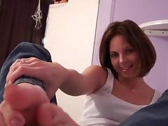 Foot Fetish porn tube video