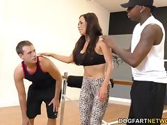 Nikki Benz loves anal with BBC - Cuckold Sessions tube porn video