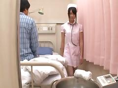 Risa Hitomi is cute and lusty for dick inside her pussy porn tube video