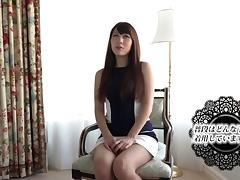 Japanese beauty in erotic sex scenes in hotel rooms