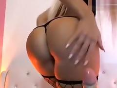 Russian blonde Jvstkmldeq fucks her ass tube porn video