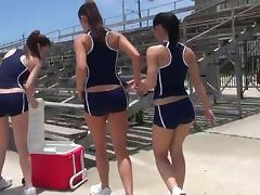 Barely legals track runners porn tube video