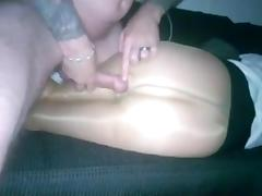 I fuck my pantyhose wife porn tube video