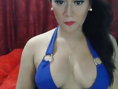 Asian Shemale with Hot Bouncy Boobs tube porn video