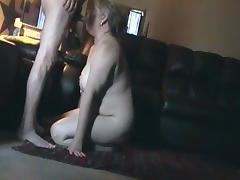 Chubby Mature Wife porn tube video