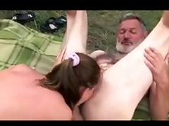 18 19 Teens, 18 19 Teens, Cum in Mouth, Pussy, Teen, Old and Young