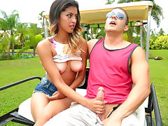Codey Steele & Sophia Leone in Fresh and clean - 8thStreetLatinas