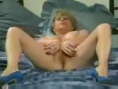 Vintage US Mature tube porn video