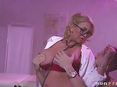 Likeable cock sucker enjoys doggy style penetration porn tube video
