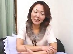 Mature woman eating man porn tube video