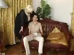 Mom and Boy, Amateur, Big Tits, Fucking, Mature, Old